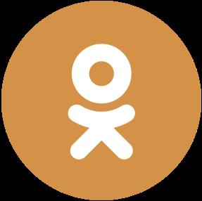 кнопка соц.сетей одноклассники