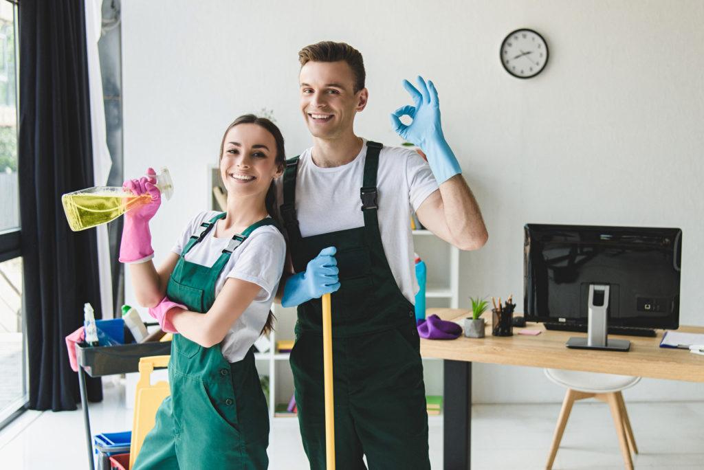 Клининговые услуги в Наро-Фоминске